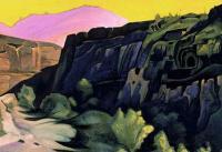 Аджанта. Репродукция А3 (плакат).