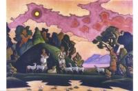 Кришна-Лель (Святой пастырь).