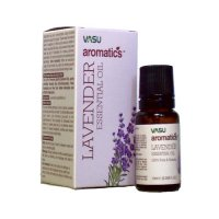 Эфирное масло Лаванды VASU Lavender Essential Oil, 10 мл.