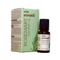 Эфирное масло Розмарина VASU Rosemary Essential Oil, 10 мл.