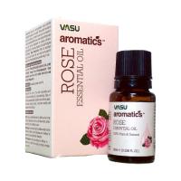 Эфирное масло Розы VASU Rose Essential Oil, 10 мл.