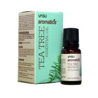 Эфирное масло Чайного дерева VASU Tea Tree Essential Oil, 10 мл.