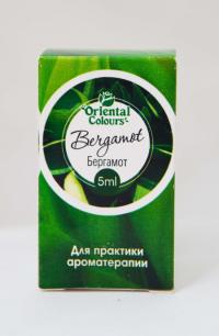 Эфирное масло Bergamot (Бергамот) (5 мл).