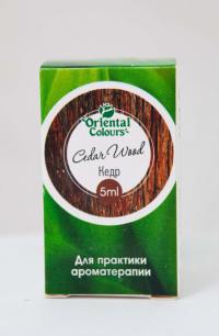 Эфирное масло Cedar Wood (Кедр) (5 мл).