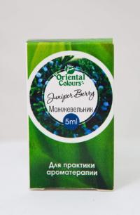 Эфирное масло Juniper Berry (Можжевельник) (5 мл).