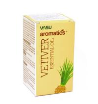 Эфирное масло Ветивера VASU Rose Essential Oil, 10 мл.