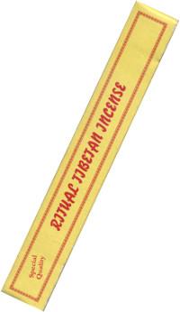 Купить Благовоние Ritual Tibetan Incense, 18 палочек по 14 см в интернет-магазине Ариаварта