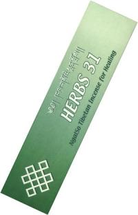 Благовоние Herbs-31 (Agar-31 / Агар-31), 20 палочек по 13,5 см.