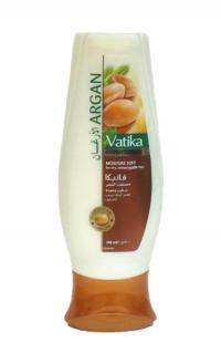 Кондиционер для волос Vatika Argan Moisture Soft (мягкое увлажнение) (200 мл).