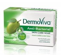 "Мыло ""Vatika DermoViva Naturals Anti Bacterial""."