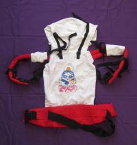 Эргономичный рюкзачок для переноски детей с Лакшми.