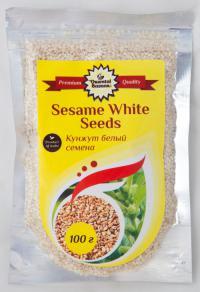 Кунжут белый семена.