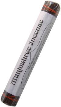 Благовоние Manjushree Incense (большое), 44 палочки по 14,5 см.