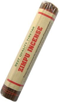 Благовоние Zimpu Incense (большое), 44 палочки по 14,5 см.