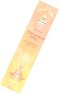 Благовоние Harmonizing Pitta (Для гармонизации питта-доши), 15 палочек по 20,5 см.