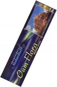 Благовоние Oum Flora (Ом Флора), 50 палочек по 22 см.