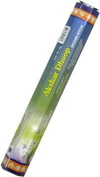 Благовоние Akshar Dhoop, 20 палочек по 23 см.