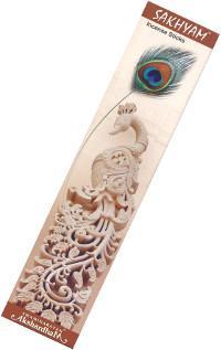 Благовоние Sakhyam, 20 палочек по 23 см.