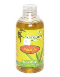 Гель для душа Sangam Herbals (Peach).