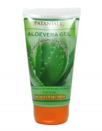 Крем-гель Aloe Vera (Алоэ вера) Патанджали, 150 мл.