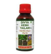 Масло косметическое для волос Divya Kesh Tailam (Дивия Кеш Таилам).