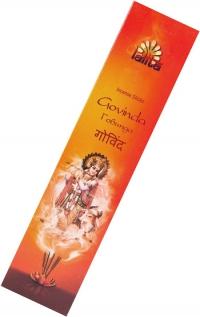 Благовоние Govinda (Говинда), 27 палочек по 20,5 см.