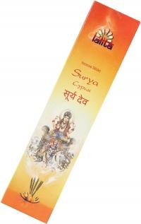 Благовоние Surya (Сурья), 27 палочек по 20,5 см.