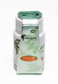 Шатавари Плюс Sangam Herbals порошок (40 г).