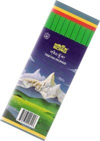 Благовоние Sorig Incense (большое), 60 палочек по 20,5 см.
