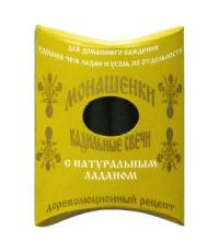 Купить Кадильные свечки Монашенки с натуральным ладаном, 7 свечек по 4,8 см в интернет-магазине Ариаварта