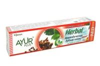 Купить Зубная паста аюрведическая Аюр Плюс Ваджраданти + Гвоздика в интернет-магазине Ариаварта