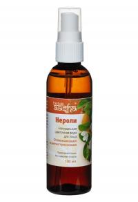 Купить Натуральная цветочная вода для лица Нероли (Освежающая и антистрессовая) в интернет-магазине Ариаварта