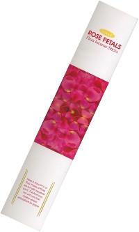Благовоние Rose Petals (Лепестки Розы), 10 палочек по 21 см.
