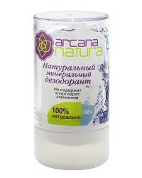 Купить Натуральный минеральный дезодорант Arcana Natura (120 г) в интернет-магазине Ариаварта