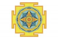 Купить Открытка Янтра Юпитера (14,8 x 21 см) в интернет-магазине Ариаварта