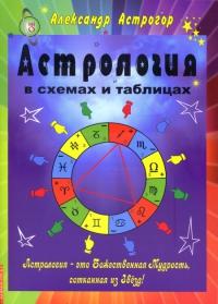 Астрология в схемах и таблицах.