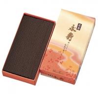 Благовоние Meiko Eiju (сандал, корица, амбра с пряными травами), 260 палочек по 14 см.