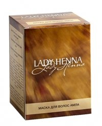Маска для волос Амла Lady Henna.