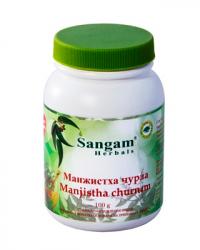 Манжистха чурна (Manjistha churnam) 100 г.