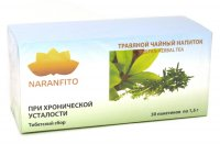 Купить Травяной чайный напиток При хронической усталости в интернет-магазине Ариаварта