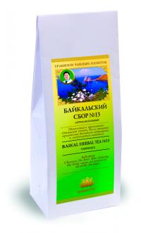 Байкальский сбор №13. Антиалкогольный.