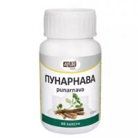 Пунарнава Ayur Plus 60 капс (500 мг).
