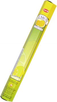 Благовоние Lemon (Лимон), 20 палочек по 24 см.