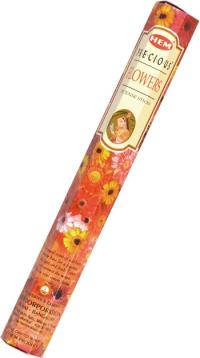 Благовоние Precious Flowers (Любимые Цветы), 20 палочек по 24 см.