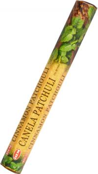 Купить Благовоние Cinnamon Patchouli (Корица-Пачули), 20 палочек по 24 см в интернет-магазине Ариаварта