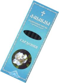 """Кадильные свечи Фимиам """"Гардения"""", 7 свечей 11,5 см."""