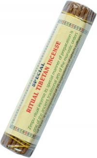 Благовоние Special Ritual Tibetan Incense, 44 палочки по 14,5 см.