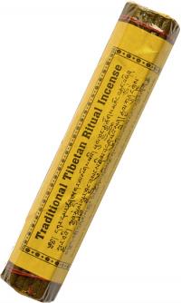 Благовоние Traditional Tibetan Ritual Incense, 44 палочки по 14,5 см.