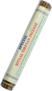 Купить Благовоние Special Ritual Tibetan Incense, 24 палочки по 14,5 см в интернет-магазине Ариаварта