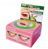 Зубная паста с гвоздикой Rasyan Isme (25 г).